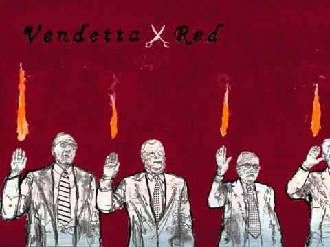 Vendetta Red - The White Nightmare