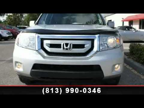 2009 Honda Pilot - Credit Union Dealer - Brandon Honda - Br
