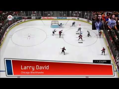 EA Sports Challenge Series NHL 13 Finals – Larry David vs. noBounds