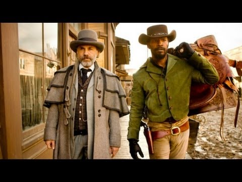 CNN iReport interview: Jamie Foxx, Quentin Tarantino on 'Django Unchained'