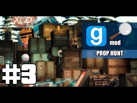 Prop Hunt в Garry's Mod #3