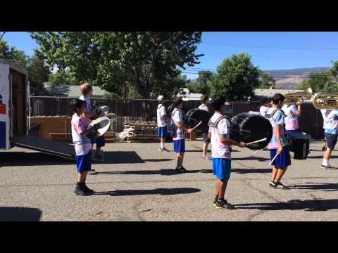 Reno High School Marching Band - June 2014