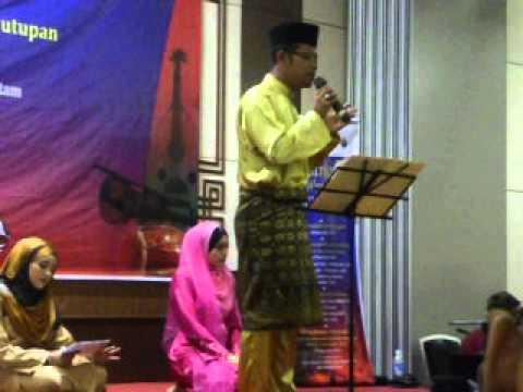Malam Semarak Puisi, Sayembara Puisi Warisan (syair, Gurindam & Nazam) 2012 video
