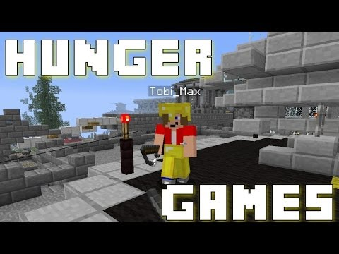 Minecraft - The Hive - Funny Hunger Games - Evil Max