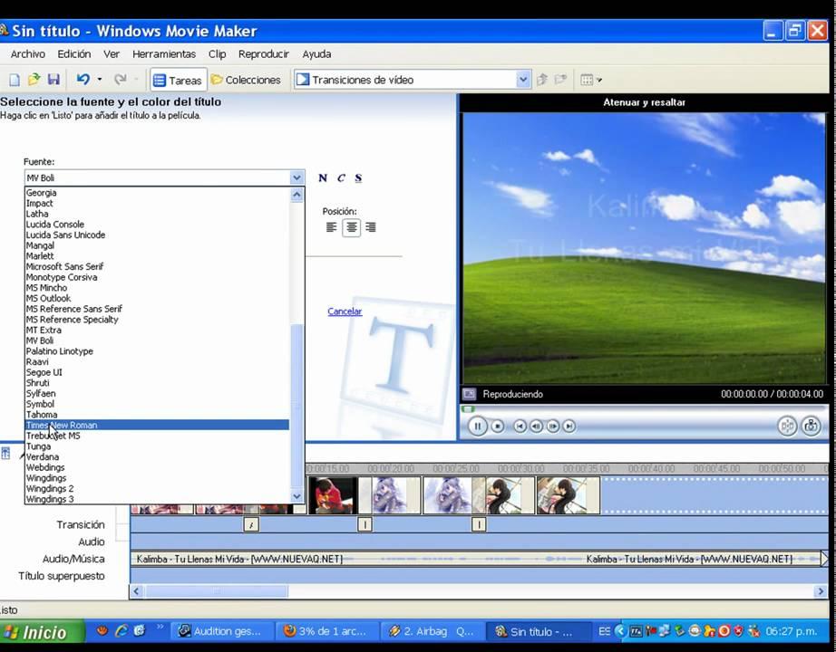 Convertidor De Videos Movie Maker Online