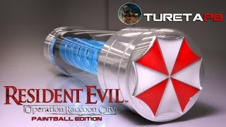 Operation Raccoon City  Parte 2/2 ► Magfed Paintball CQB | Paintball Cenário