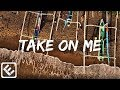 Kygo, Avicii│Aha - Take On Me (Cella Remix) [Music Video 2018]