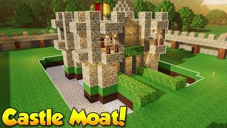 THE CASTLE MOAT! - Colony Survival Gameplay [Ep 4] - Kingdom Building!