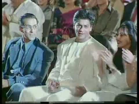 Zee Cine Awards 1998 Shahrukh & Salman