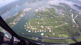 Lake Ozark Helicopter Tour • GoPro
