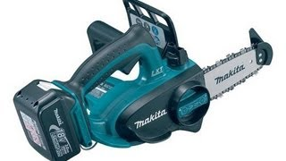 Makita 18v chain saw