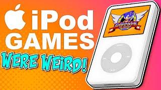 iPod Clickwheel Games Were Weird   Billiam