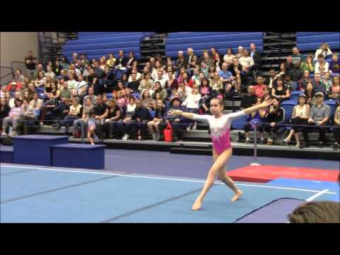 2016 Gymnastics BC Championships: Women's Artistic Gymnastics
