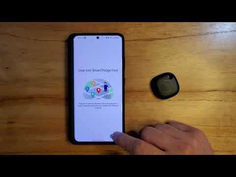 CONFIGURACIÓN: Smart Tag Samsung