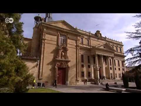 Ein Besuch in der spanischen Stadt Salamanca | Euromaxx city