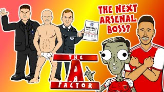 🔴ARSENAL BOSS - AUDITIONS!🔴 Rodgers, Poch, Ljungberg?