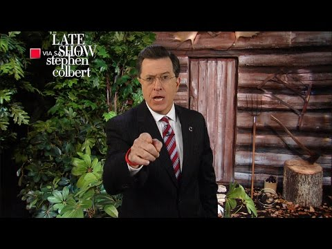 A Farewell To Bill O'Reilly From Stephen Colbert And 'Stephen Colbert'
