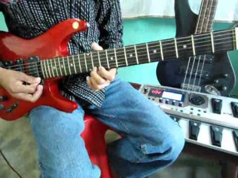 tumhe apna banane ki kasam guitar by ajit