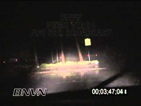 Hurricane Jeanne Video, Fort Pierce, Florida - CC 3