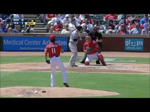 Yu Darvish 2013 First Half Strikeout Highlights ダルビッシュ2013前半戦三振集