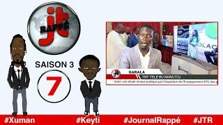 Journal Rappé (S03, ép.07) - ''23 Juin : indépendance bis''