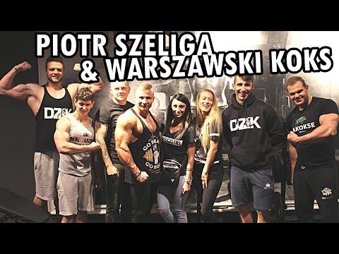 Piotr Szeliga & Warszawski Koks Wspólny Trening Ekipą
