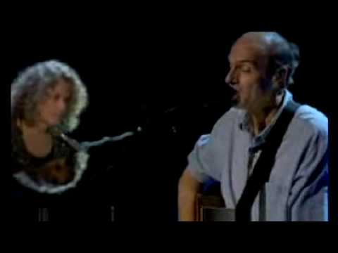 Carole King&James Taylor - Up On the Roof (Live)