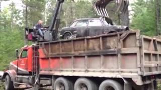 Austin 1800 Landcrab recycling