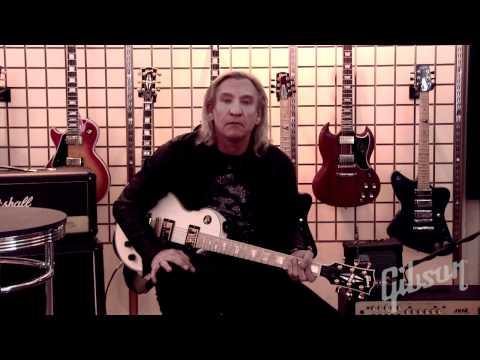Gibson Guitar Tutorial: Joe Walsh - Guitar Setup (Part 4 of 6)