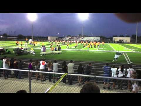 West Side Story: Maria/Cool - Cape Coral High School Marching Band 2012