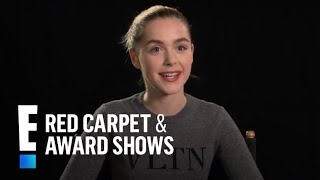 Kiernan Shipka Reveals How She Transformed Sabrina | E! Red Carpet & Award Shows