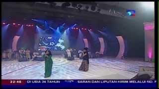 ZASKIA GOTIX Feat SITI BADRIAH [Bang Jono] Live At Kamera Ria (05-08-2014) Courtesy TVRI