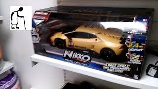 Nikko Lamborghini Huracán 1:10 RC Car Charity Shop Short
