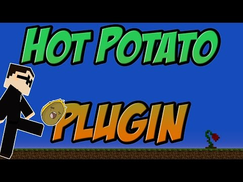 Hot Potato Bukkit Plugin Minecraft 1.7.10| 1.8 Spigot | German| | Tutorial | Mini Game video