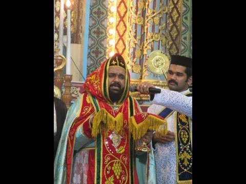 Holy Mass On September 8 Led By H.g. Issac Mor Osthathiose video