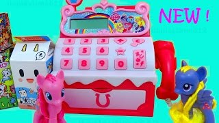 MY LITTLE PONY Sugar Cube CASH REGISTER Surprise TOYS | itsplaytime612