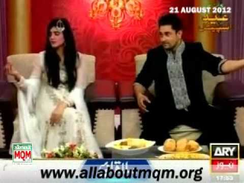 ARY Eid Special with Hira and Mani