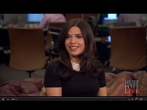 America Ferrera: 'People Laughed At My Sex Scene!'