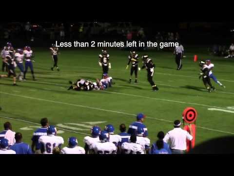 Wharton High School - Sealy High School Football 2014