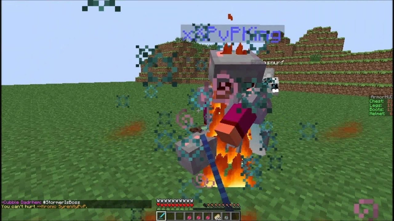 Minecraft Factions Pvp Epic