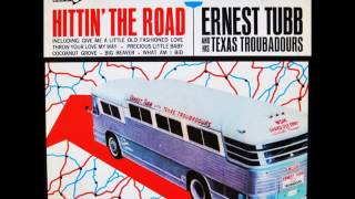 Watch Ernest Tubb all My Friends Are Gonna Be Strangers video