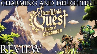 """Steamworld Quest Review - """"One of the Best Games of 2019"""" (Switch)"""