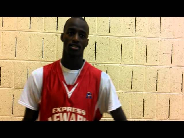 Keon Lawrence - Jersey Express