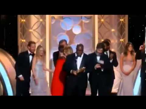 12 Years a Slave wins Golden Globe Awards 20141 | HD