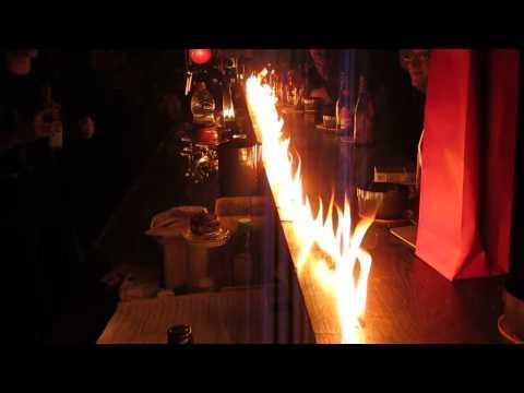 2014-02-08 Cockfest - 08 Bagra - Surfin Bird cover deel 2 (let op : luid) (MVI 0810)