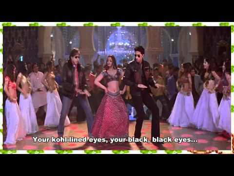 KAJRA RE - ENG SUBS - BUNTY AUR BABLI - FULL SONG - *HQ* & *...