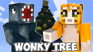 Minecraft - TIME TRAVELLERS! - WONKY TREE! #8 W/Stampy & Ash!