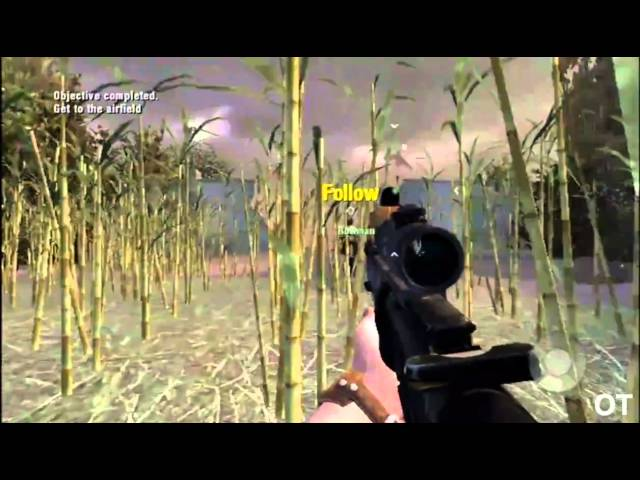 Call of Duty: Black Ops (Wii version) - Gameplay 2
