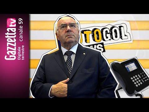 Carlo Tavecchio ad Autogol News [parodia] - Gazzetta TV