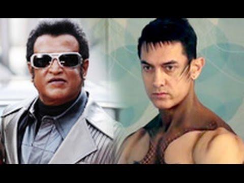 Rajinikanths Villain to be Aamir Khan in Robot Sequel   Hot...